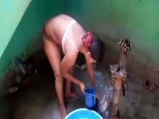 Bihar jamui daulatpur female sanjay paswan ki bahan 3