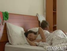 Innocent 18 age teen in a hawt scene